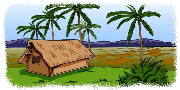 Cartoon: Life in the Philippine countryside