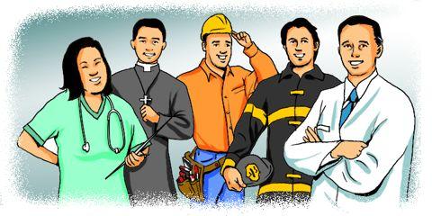 Cartoon: Filipino OFWs