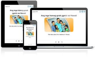 Learning Tagalog online course