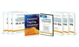 Learning Tagalog 7-Book Set