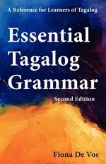 Tagalog grammar book